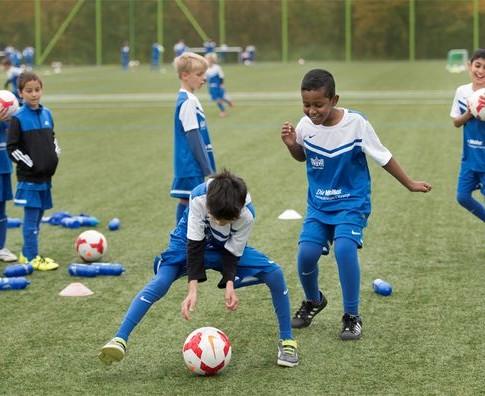 Wie Flüchtlinge zu FCZ-Kids werden