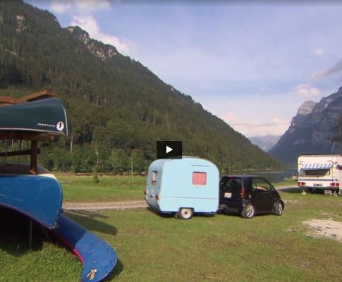Campingplätze werden zum Trend-Urlaubsziel